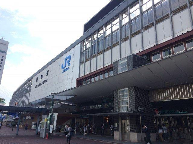 ホテルの前から岡山駅行きのバスが出ております!アクセス良いです♪