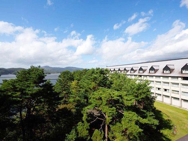 大型の人気リゾートホテル!
