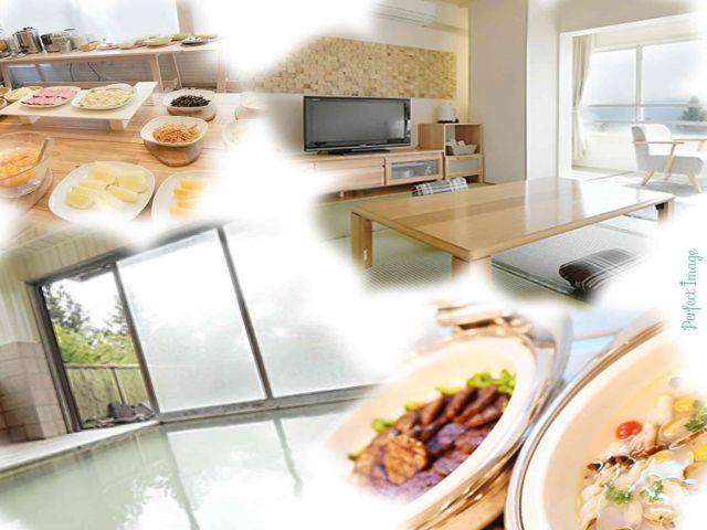 口コミ評価が高いホテル★ホテルの目の前から芦ノ湖が見れるホテルで勤務してみませんか?