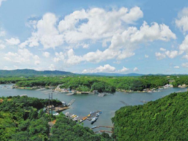 海、森に囲まれた環境で今年の思い出を。休みには伊勢神宮も観光にお勧めです☆