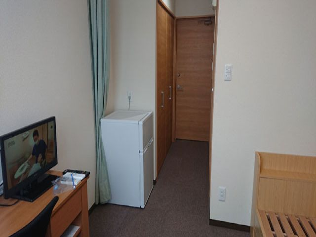 寮は新しく、内観・外観共にキレイです。WIFIも完備。