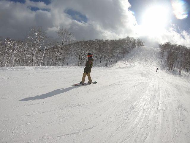 冬NISEKO=雪山☆