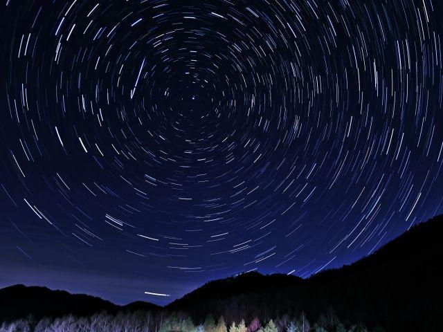 大自然の中でのんびりいかがですか?満天の星空が待ってますよ〜!!