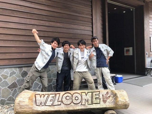 博物館でのお仕事!!