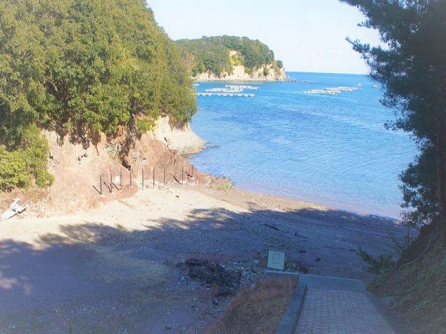 目の前には小さなビーチもあります☆