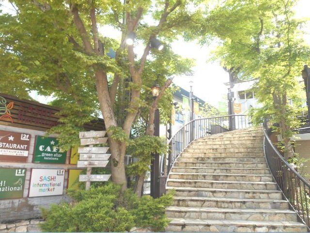 お洒落な旧軽井沢♪