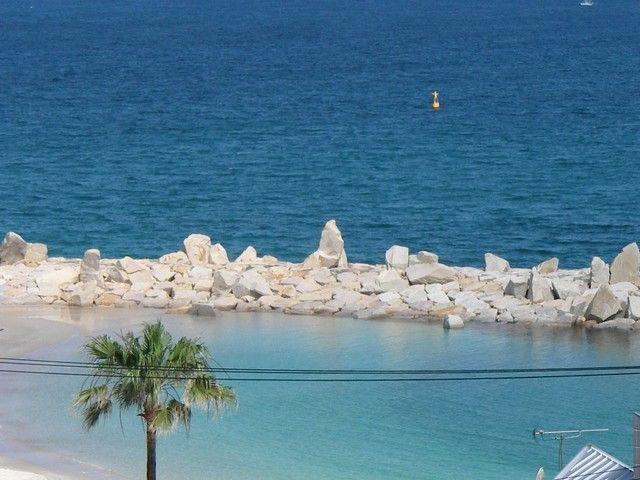 白良浜海水浴場の透明度は抜群です♪