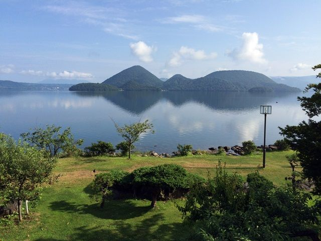【洞爺湖】の景色に癒される♪
