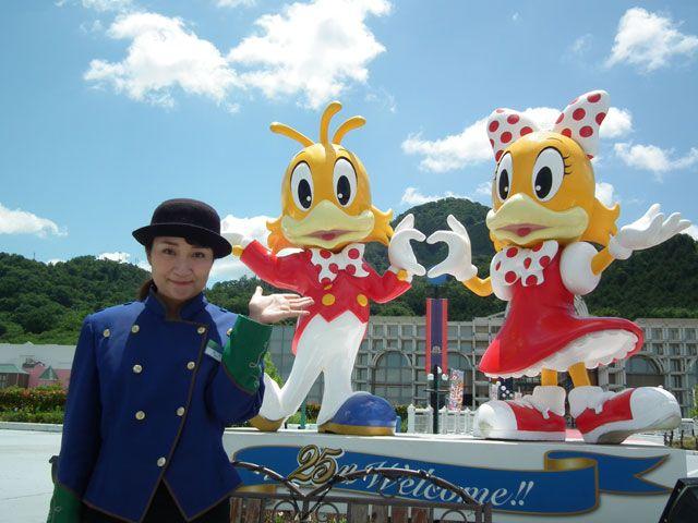 職場:ヒューマニックスタッフ多数!四国No.1のテーマパークです!