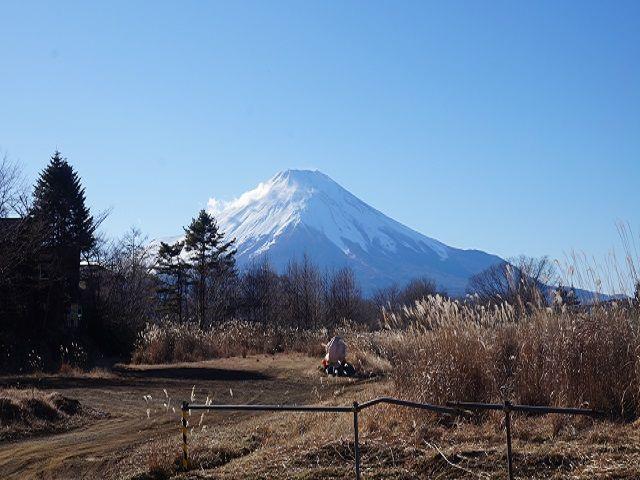 富士山の絶景ポイントお伝えします!