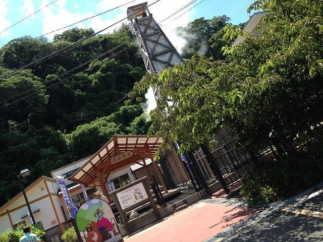 温泉大国(?)伊豆です。もちろん館内温泉も入れます。