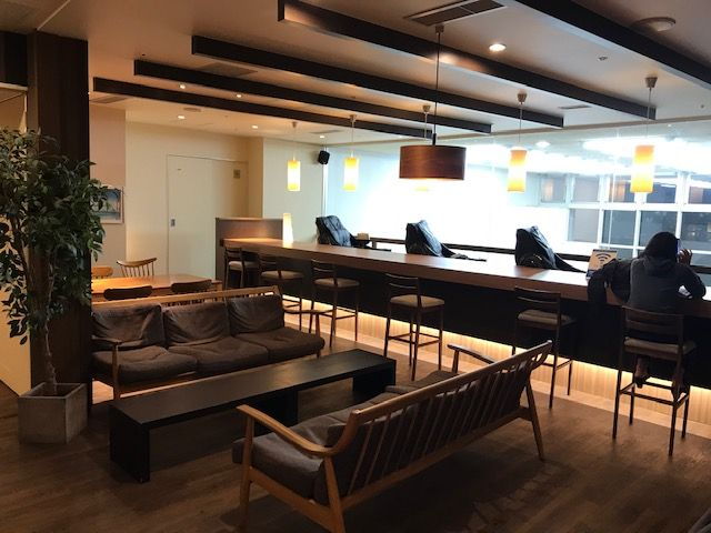 【ホテル館内】繁忙期にはファミリーを中心に、1000名以上が宿泊します!
