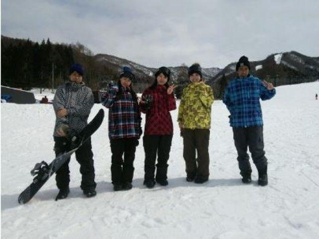 【3/20入職・3/21勤務・3/22滑れます】短期スキー場☆リフト券付!