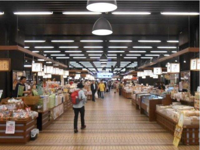 越後湯沢駅には何でもあります