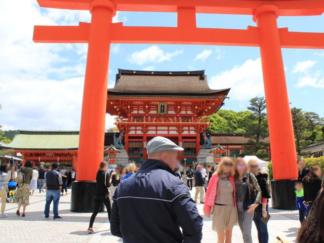 写真映えする寺院名所の多い京都