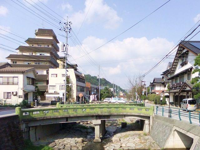 てくてく散策が楽しい玉造温泉♪松江市内へのバスも多く気軽に遊びにいけちゃいます(゜▽゜)