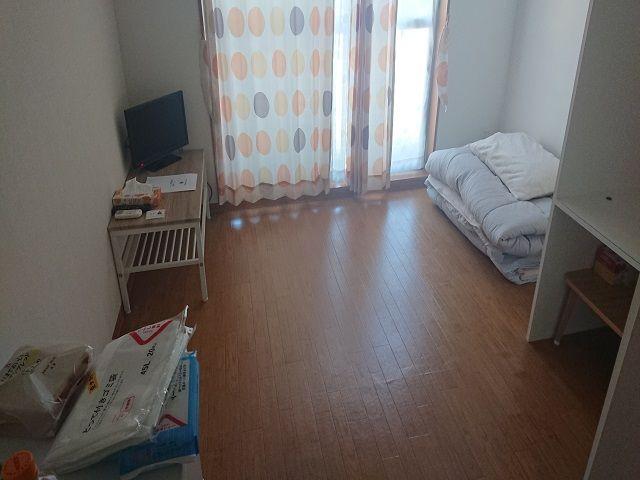 寮は清潔な1Rタイプ!冷蔵庫や洗濯機も完備☆