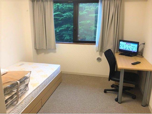 寮もピカピカ完全個室寮☆ もちろんWi-Fiも完備しているので快適!!