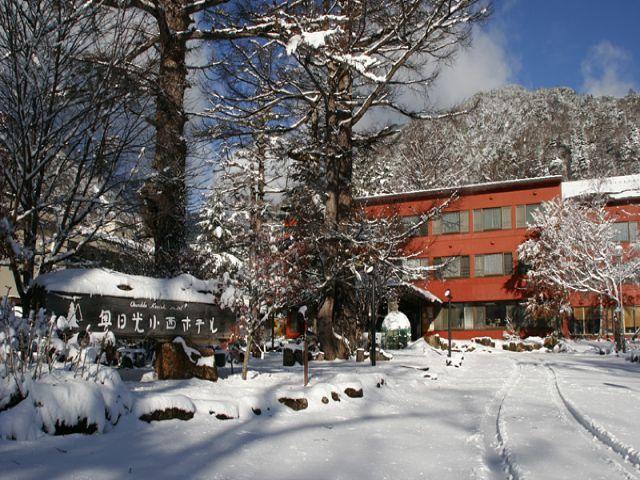 冬は雪☆一面雪の中で入る温泉は至極です(*^-^*)