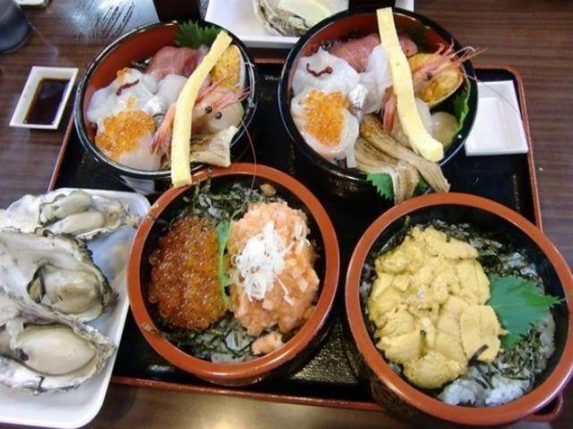 実は海鮮系もおいしいんです!!