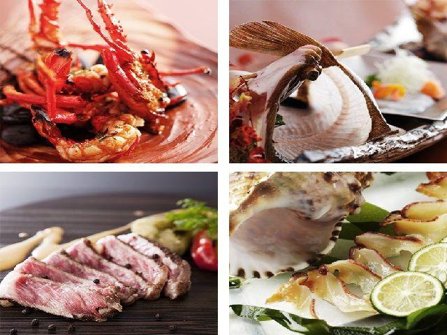 伊勢海老をはじめとした伊勢志摩での食材に拘っており、旅館ならではの雰囲気が感じられます!!