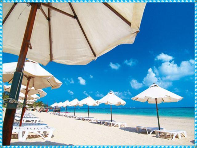 職場は海の見えるリゾートホテル★ただし、敷地が広いので動き回る体力は必須です!
