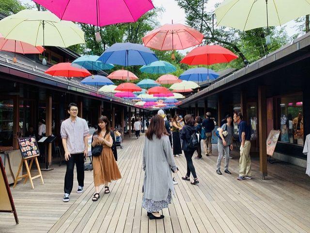 軽井沢はカフェもたくさん!少し足をのばせば楽しみがいっぱい♪