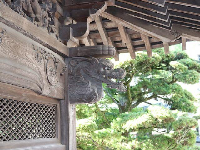全国的にも非常に珍しい寺院のお仕事です。