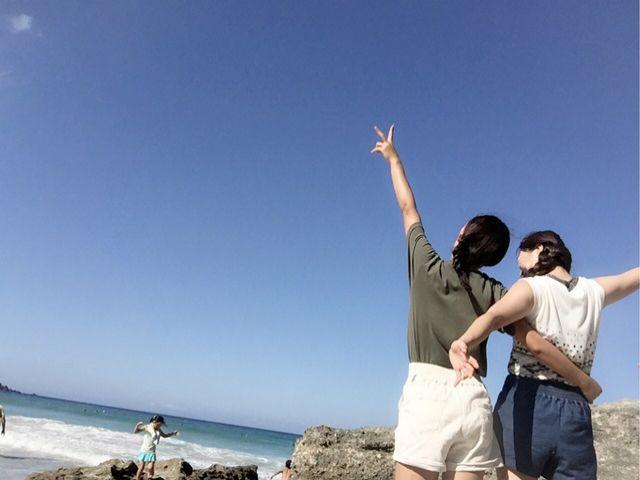 夏は海近が最高です♪