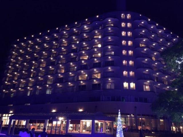 外装、内装共に素敵なホテルです(^_^)/♪