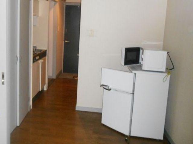 寮内観です。もちろん個室のワンルームです☆