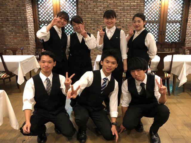 熱海でホテルレストランスタッフ大募集!!