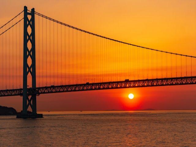 【職場】淡路島有数のリゾートエリアにあるホテルです♪晴れた日に見られる夕日は絶景ですよ!
