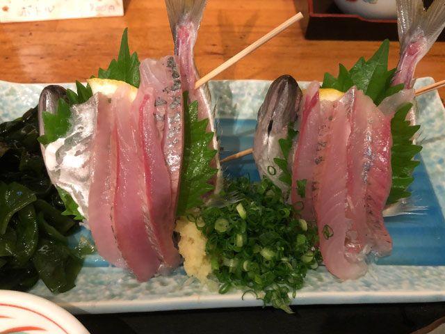 おいしい海鮮も堪能できます♪