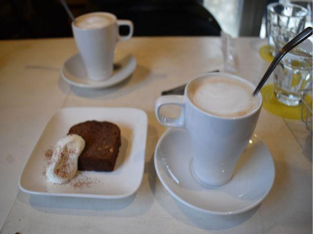 強羅にはお洒落なカフェもございます!