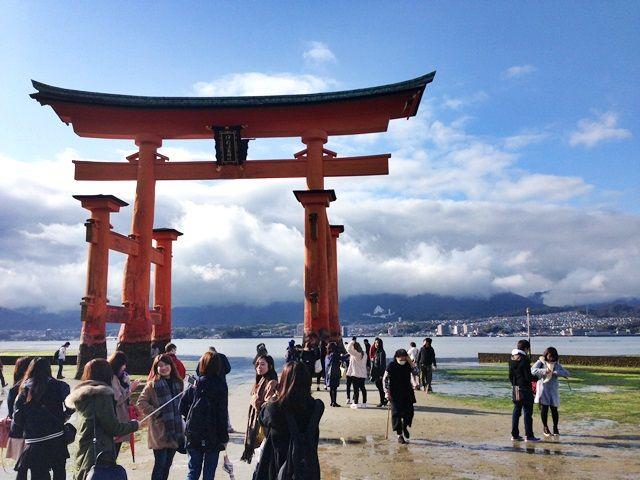 定番の広島観光も是非楽しんでください。