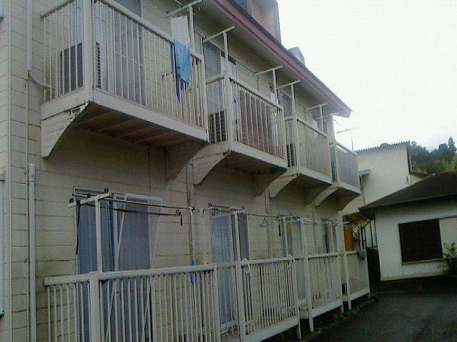 アパートタイプの寮でプライベートもバッチリ!