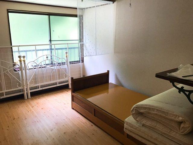 寮は個室なのでプライベートを守れますよ!