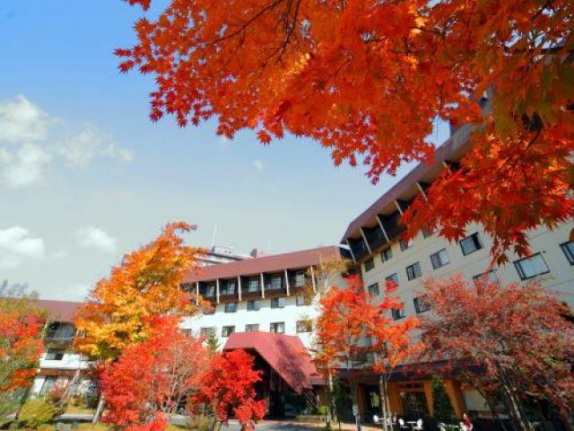 湯の町 草津☆草津を代表するリゾートホテル♪