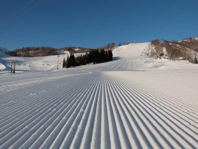 西日本最大級のスキー場です♪