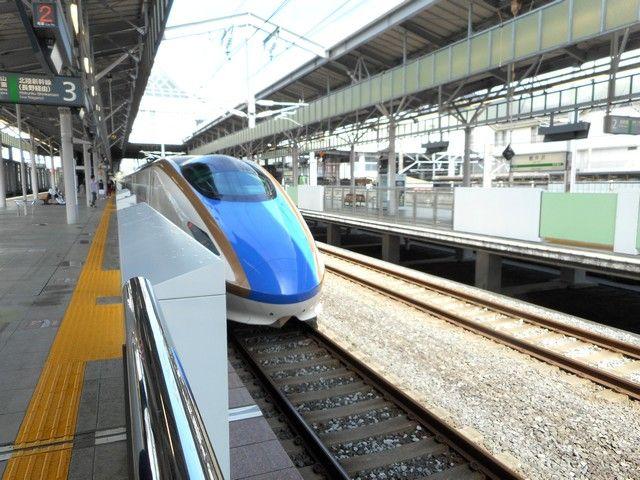 東京から新幹線で一本!