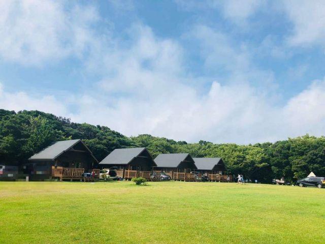 【職場】西日本屈指の人気キャンプ場です!受け入れも良く、過去には社員登用実績もあります!