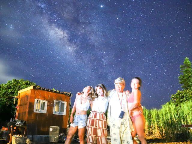 沖縄だから体験できる満点の星空…離島から見える景色はあなたの人生観を変えるかも!?