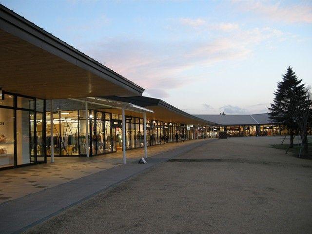 ♪約250店舗が立ち並ぶ軽井沢・プリンスショッピングプラザ 1日では周りきれない広さです♪