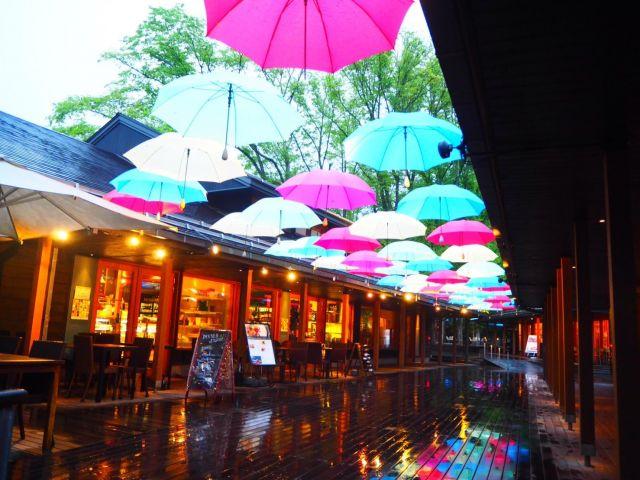 ☆中軽井沢は少し落ち着いた感じの別荘地。生活に溶け込んだお店も多数です。☆