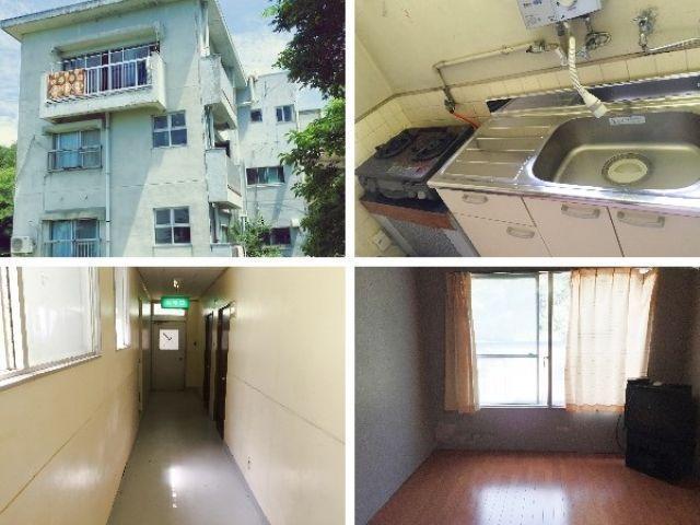 個室寮完備! 空きがあればアパートタイプの有料寮にも入寮可能です♪