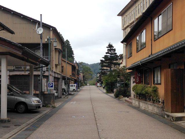 「金沢の奥座敷」とも評される温泉街です!