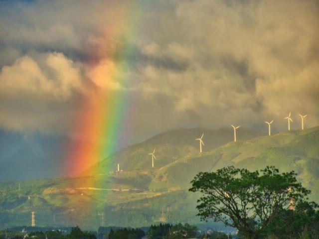 自然いっぱいの熊本でのお仕事☆こんな景色も見られるかも!
