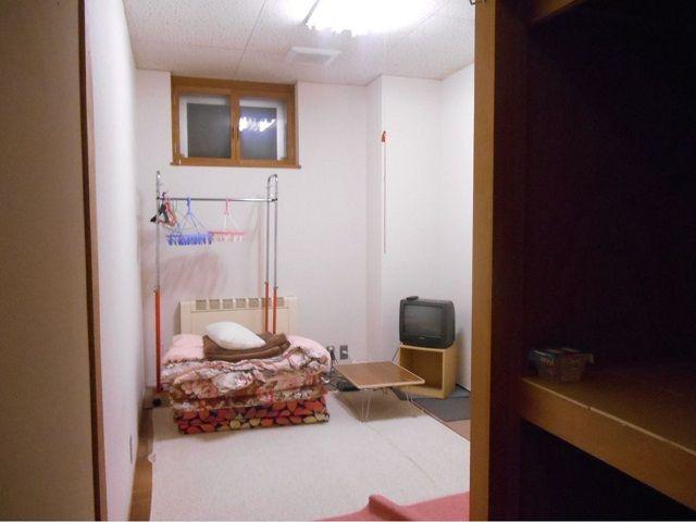 寮はなんと個室です!!
