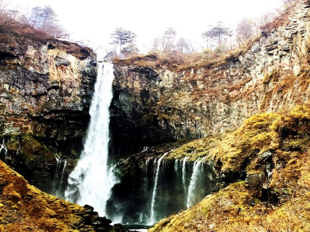 ☆休日のお出かけに華厳の滝は如何でしょうか☆